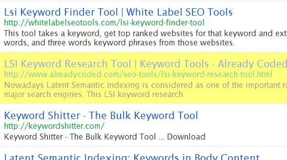 Bing Position Checker Script | Small PHP Scripts