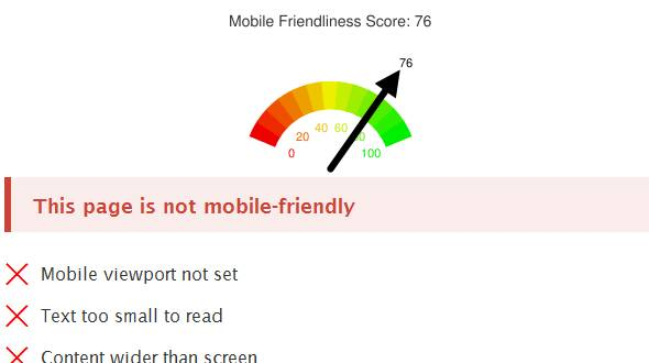 Website Mobile Compatibility Test Script | Small PHP Scripts